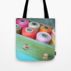 Sew Bright Tote Bag