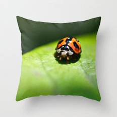 A ray of hope.  Throw Pillow