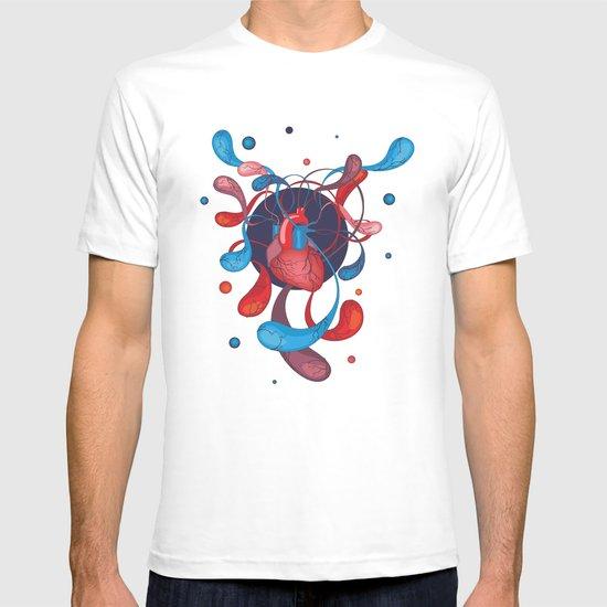 The Bass Heart T-shirt