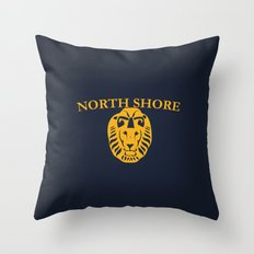 North Shore - Mean Girls movie Throw Pillow