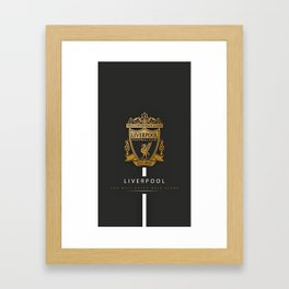Liverpool Framed Art Print