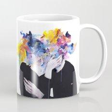 intimacy on display Mug