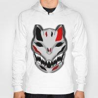 werewolf Hoodies featuring WereWolf by FWAETI
