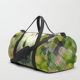 Lapin et de Fleurs Duffle Bag