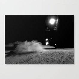 Powder #2 Canvas Print