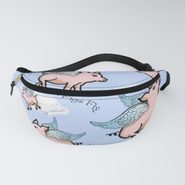 When Pigs Fly 2 Fanny Pack