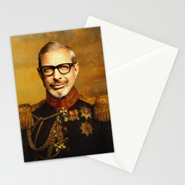 Jeff Goldblum Poster, Classical Painting, Regal art, General, Jurassic Park, Actor Print, Celebrity Stationery Cards