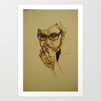 The Capacity for Contemplation Art Print
