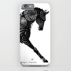 Horse (Extended trot) iPhone 6s Slim Case