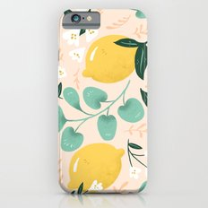 Lemon Party iPhone 6s Slim Case