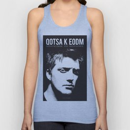 One Man Show Unisex Tank Top