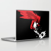 thor Laptop & iPad Skins featuring Thor by Irene Flores
