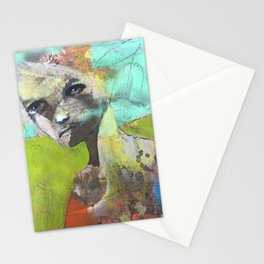 A bright future Stationery Cards