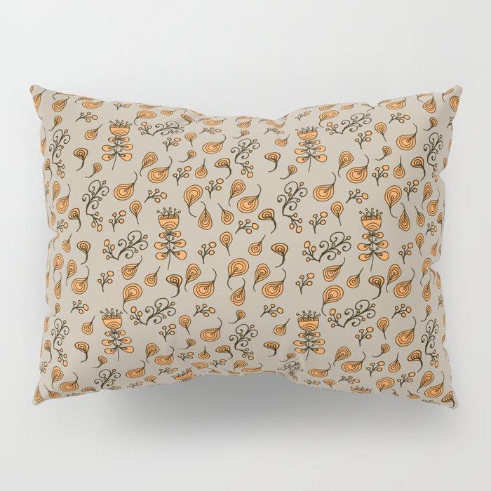 flor geometrica2 Pillow Sham