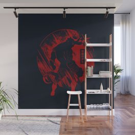 The Boy From Hell Wall Mural
