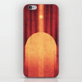 Tethys - Ithaca Chasma iPhone Skin