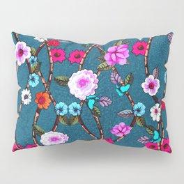 Spring Flowers Decò Pillow Sham