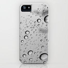 Rain drops 2 iPhone Case