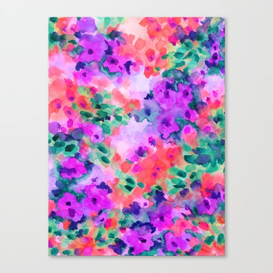 Flourish 2 Canvas Print