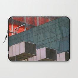 Manhattan Windows - Construction Laptop Sleeve