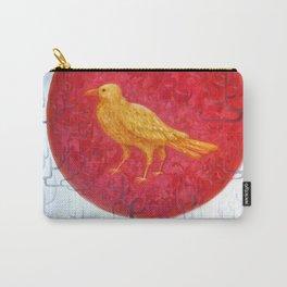Three-legged crow (Chinese Sun spirit) Carry-All Pouch