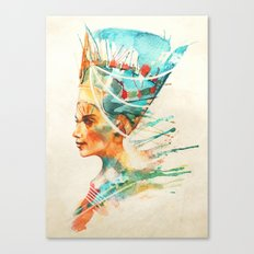 Nefertiti Canvas Print
