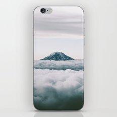 Adams Above Clouds iPhone Skin