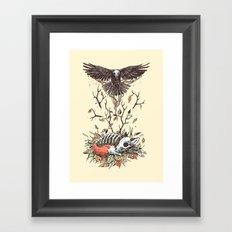 Eternal Sleep Framed Art Print