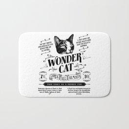 Wonder-cat Bath Mat