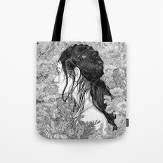 Love is in Beauty and Chaos Tote Bag