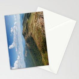Bieszczady Panorama Stationery Cards