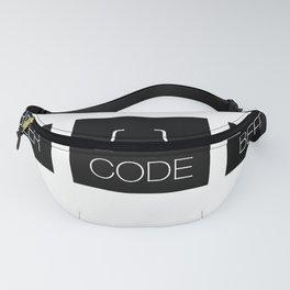 code beer Fanny Pack