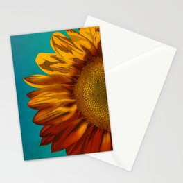 A Sunflower Stationery Cards