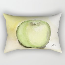 Granny Smith Rectangular Pillow