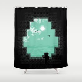 Precious Life Shower Curtain