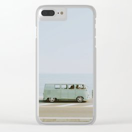 let's go somewhere ii Clear iPhone Case