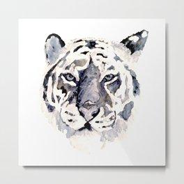 Forza Tigre Metal Print