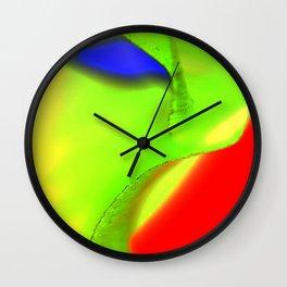 Landscape multicolor ign 541 Wall Clock