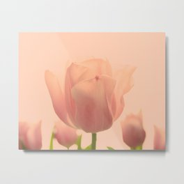 Essence of Spring Metal Print