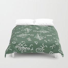 Kid Print Duvet Cover