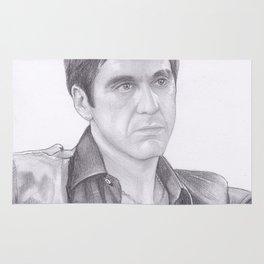 Al Pacino - Scarface Rug