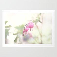 Love nature Art Print