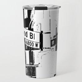 Hollywood Blvd Travel Mug