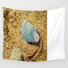 Sand and Shell Wall Tapestry
