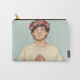Tommo Flower crown Carry-All Pouch