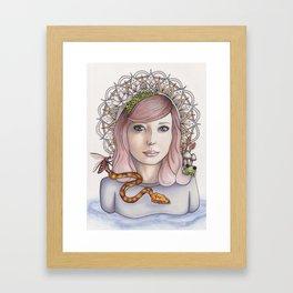 Honey Child Framed Art Print