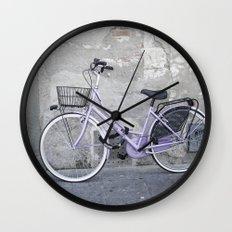 La Bicicletta - Italy Wall Clock
