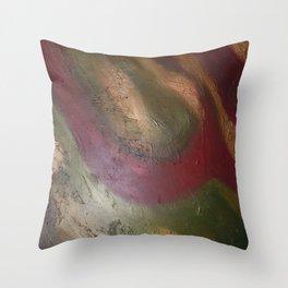 Cresent 2 Throw Pillow