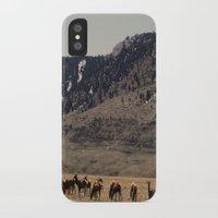 elk iPhone & iPod Cases featuring Elk by Al Robinson