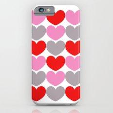 Valentine Pattern iPhone 6s Slim Case